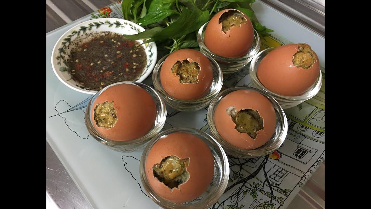 ពងមាន់អាំង & ពងមាន់ដុត ( cambodia grill egg ) - YouTube