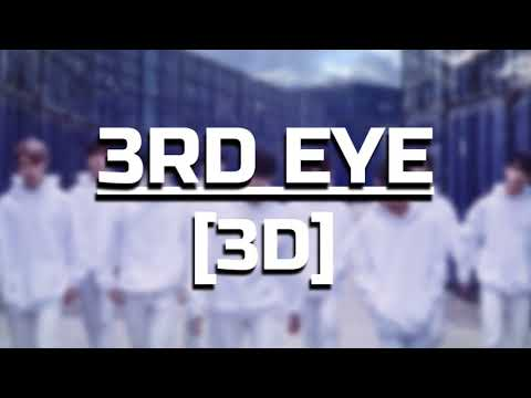 [3D AUDIO] STRAY KIDS - 3rd Eye | Use Headphones/Earphones (DL IN DESC.)