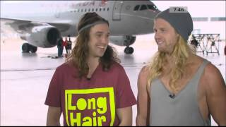 Amazing Race Canada 2014-Meet Mickey and  Pete