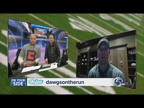 DAWGS on the Run, week 2: Tim Couch chimes in on Browns win in home opener