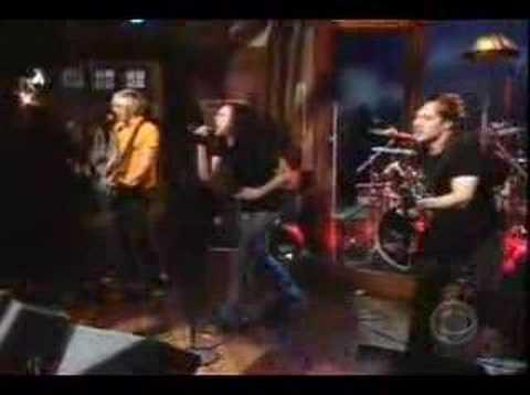 (Live) The Used - Taste Of Ink(Kilborn)