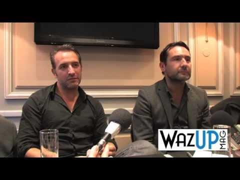 Interview de Jean Dujardin, Gilles lellouche, Nicolas Bedos et Guillaume Schiffman - WAZUP MAG