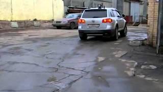 Volkswagen Touareg 4 2L Тюнинговый глушитель(, 2011-05-04T10:25:35.000Z)