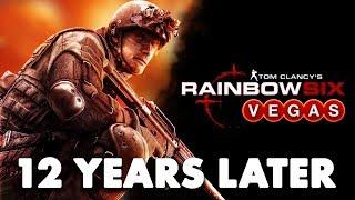 Rainbow Six: Vegas 12 Years Later