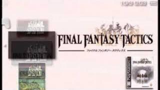 Eboots Final Fantasy Tactics