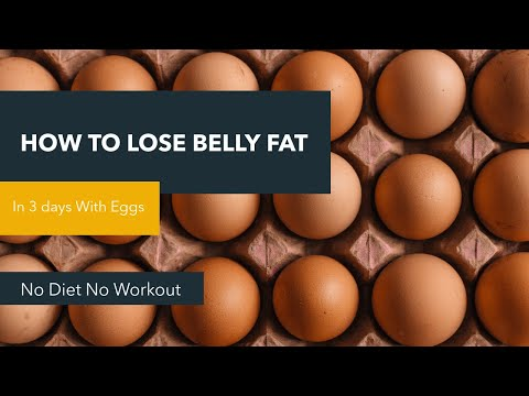 HOW TO LOSE BELLY FAT IN 3 DAYS || No Strict Diet || No Workout !