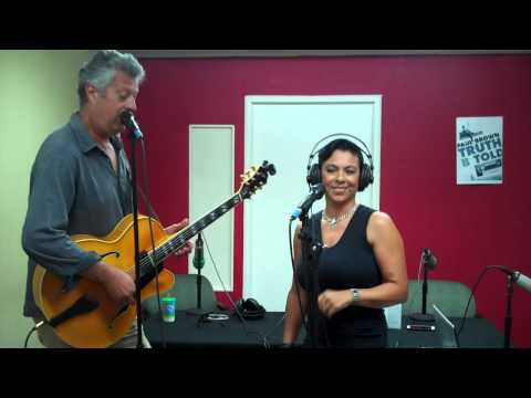 Paul Brown and Aysha perform Love N Trust live on Urbansoulradio fm