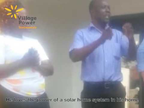 Village Power Uganda - Customer Experience