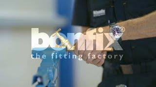Stopkraan met bovendeel knel  |  BONFIX B.V.