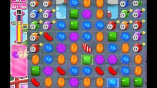 Candy Crush Saga Level 374 (buffed, 3 Stars)