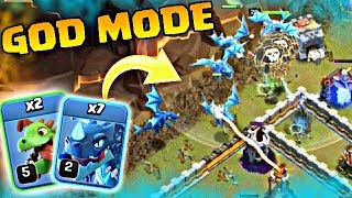 ELECTRO DRAGON- BEST strategy EVER || Clash of clans-2018||coc