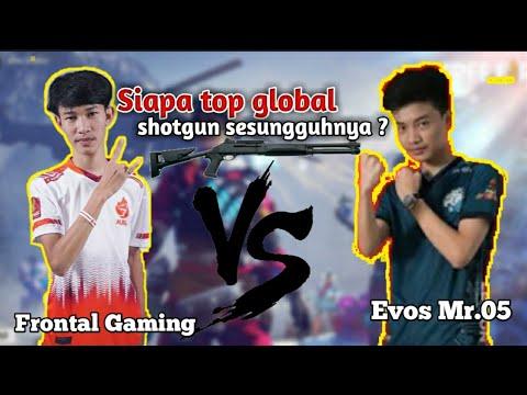 Gameplay Shotgun Frontal Gaming Vs Shotgun Evos Mr05