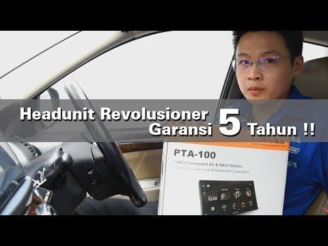 Terobosan Headunit Canggih dari ASUKA, PTA-100TV