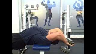 Dumbbell Pullovers A Forgotten Chest Exercise