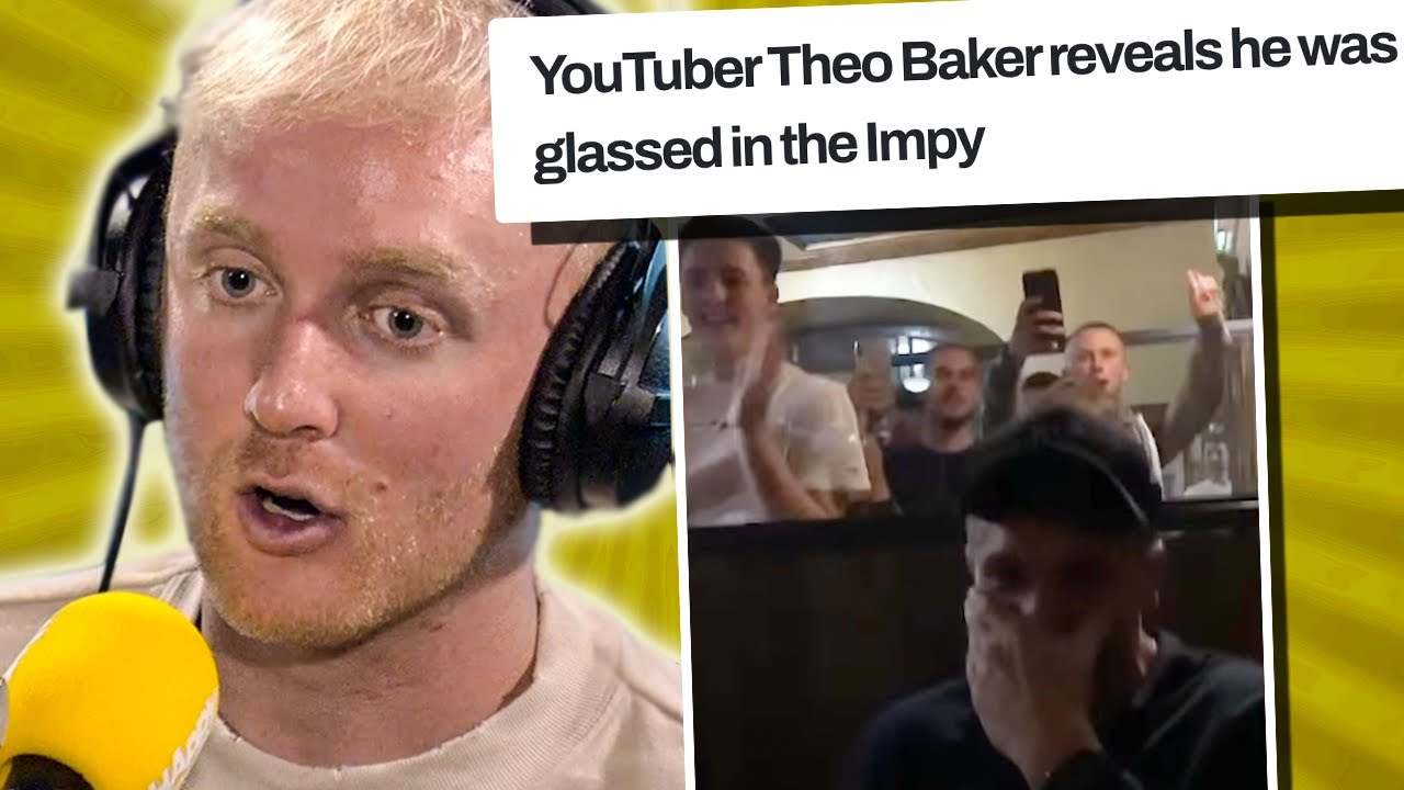 Theo Baker On The Moment He Was GLASSED In Exeter