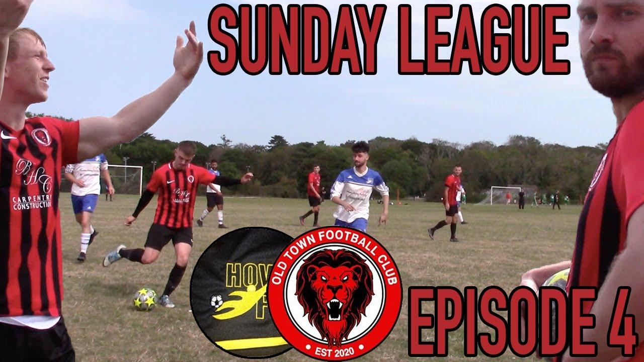 Download SUNDAY LEAGUE-OT BOYS SEASON 1 EPISODE 4 VS HOVE FC