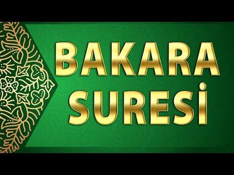 BAKARA SURESİ -