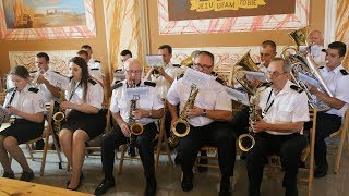 Koncert pieśni patriotycznych w Dylewie
