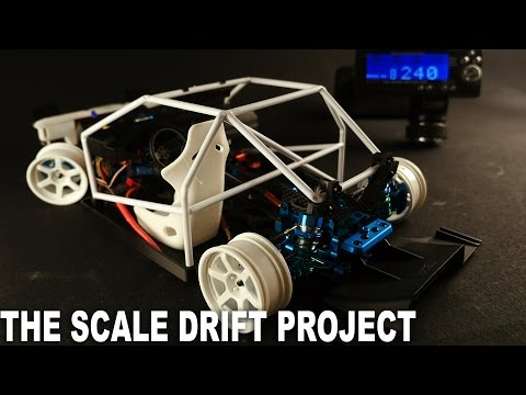 THE NEW RC DRIFT PROJECT EP 7