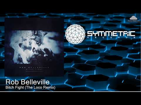 SYMM062 Rob Belleville - Bitch Fight (The Loco Remix) [Progressive House]