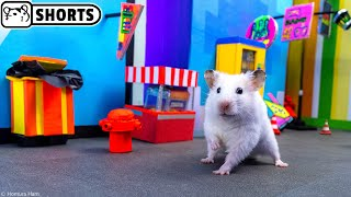 Cyberpunk 2077: Hamster Electrician #Shorts 🐹 Homura Ham