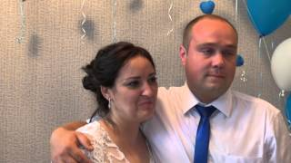 Свадьба  Песня мамы с папой