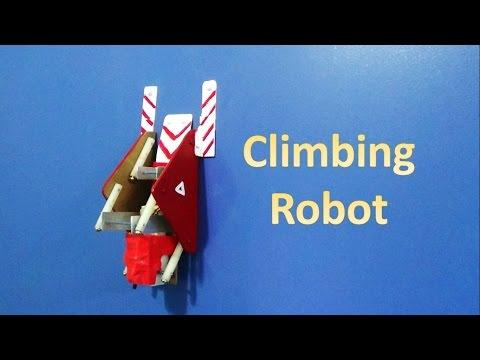 How to make a climbing Robot