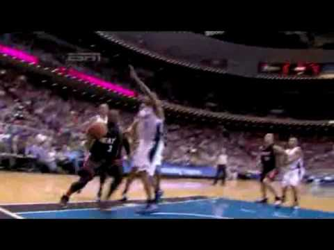 New Big 3 - LeBron James , Dwyane Wade and Chris Bosh