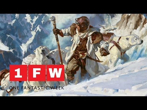 Greg Manchess - One Fantastic Week 189