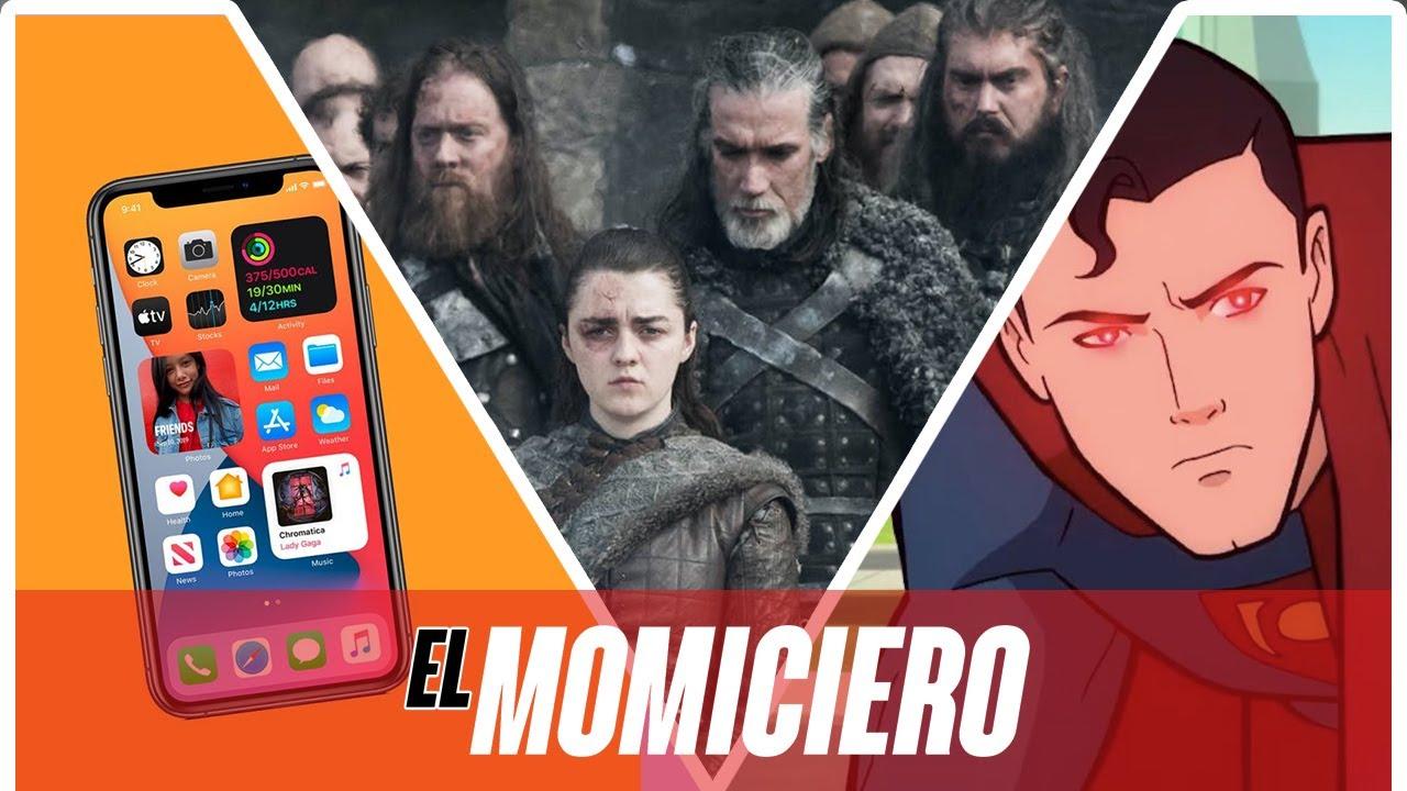 Game of Thrones, iOs 14, Marvel Avengers  y más | El Momiciero
