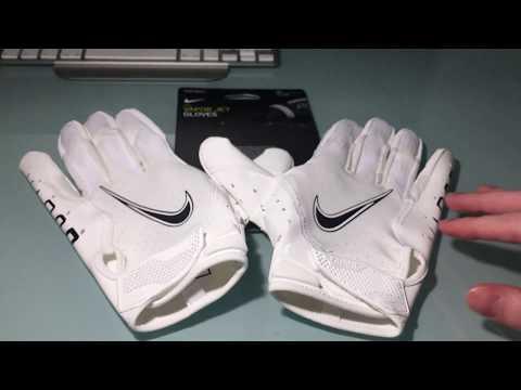 Nike Vapor Jet 6.0 Football Gloves: Product Review (2020)