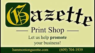 011321 Gazette Sports Week brought to you by The Hammonton Gazette
