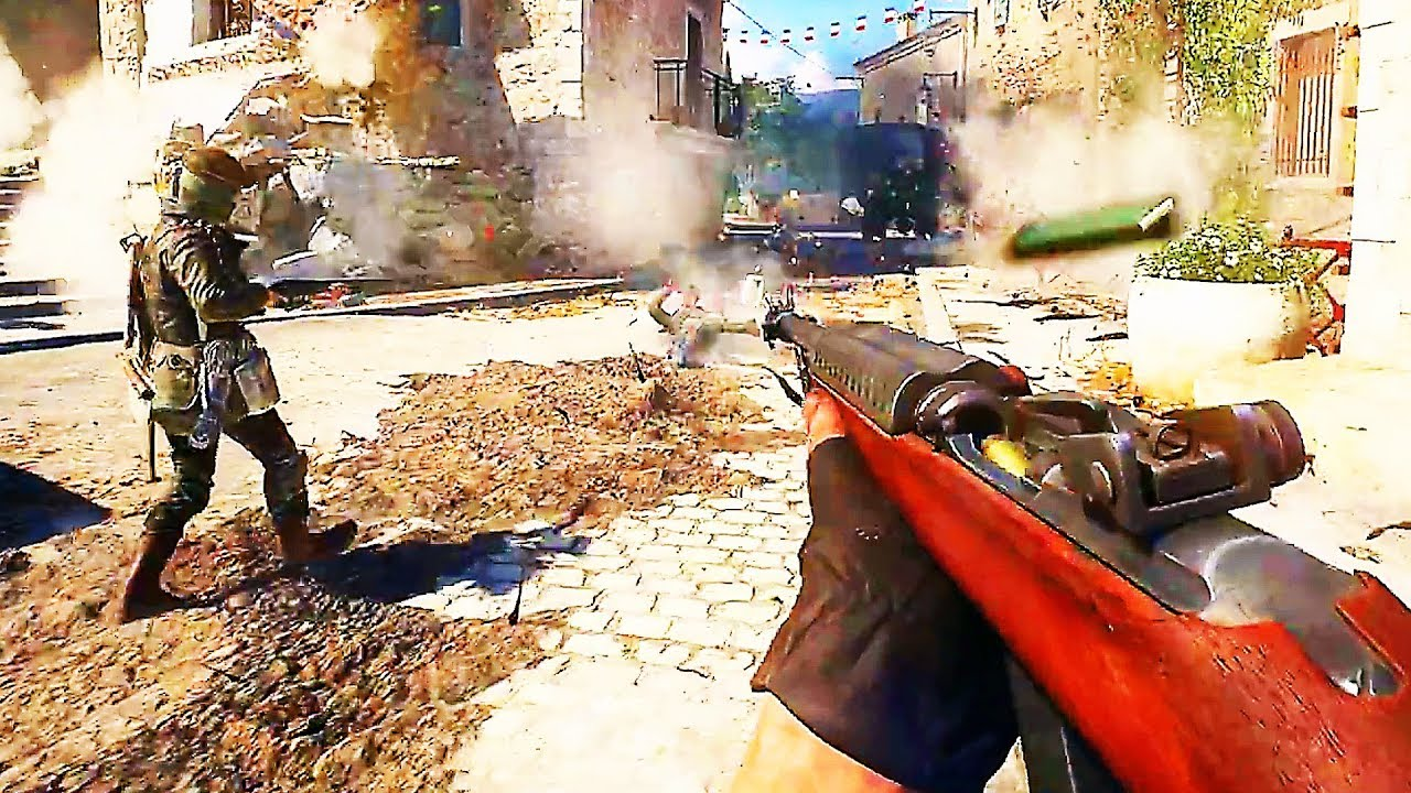 """BATTLEFIELD V """"Chapter 4: Defying the Odds"""" Gameplay Trailer (2019) PS4 / Xbox One / PC"""