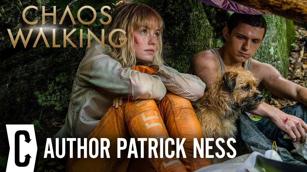 Patrick Ness on Chaos Walking and Writing Snow Blind for Jake Gyllenhaal