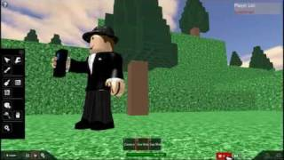 ROBLOX Video 2011 - Bruno Mars Grenade