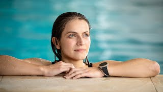 Genium X3 – Réka feels free by walking, swimming & running with her prosthesis I Ottobock