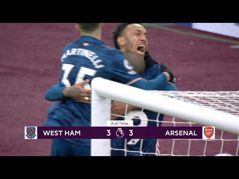West Ham Arsenal Goals And Highlights