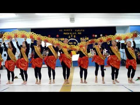 Sinulog Dance 2012 by Tribu Sugbu Dancers.MOV