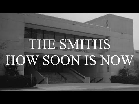 The Smiths - How Soon Is Now (Lyric Video)