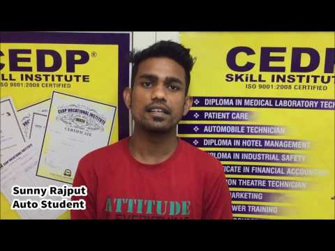 Automobile Training - Students Success Story