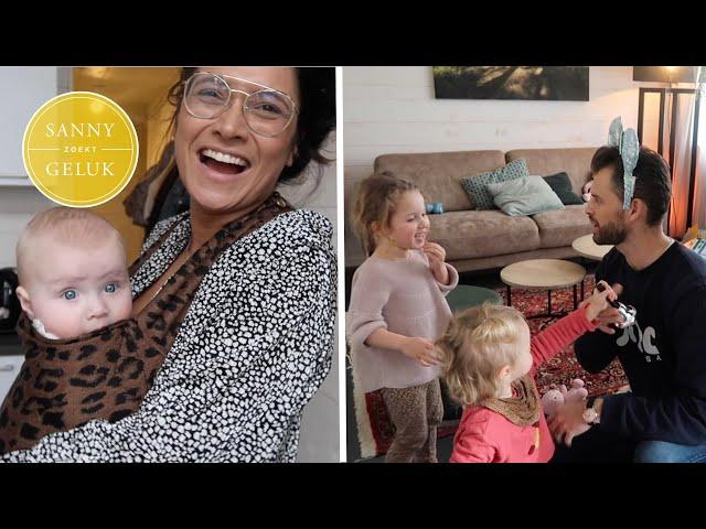 Lekker gezellig wegkijk vlogje van weekendje Brabant | Sanny zoekt Geluk