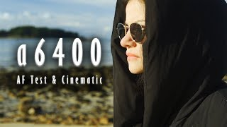 TEST Sony a6400 Autofocus & Cinematic - 18-135mm & Sigma 30mm (Setup 2020)
