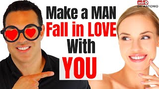 How To Make A Man Fall In Love With You -  Dating Advice