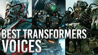 Transformers: The Best Transformers Voices In The Movie Franchise
