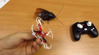 Мини квадрокоптер FLYER 668 A4 Mini Quadcopter с GearBest