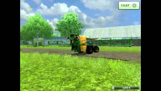 Farming Simulator 2013 KK GAME #4 Opryskiwanie