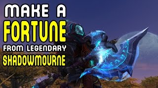 MAKE a FORTUNE from Legendary item SHADOWMOURNE !! (Warlords of Draenor)