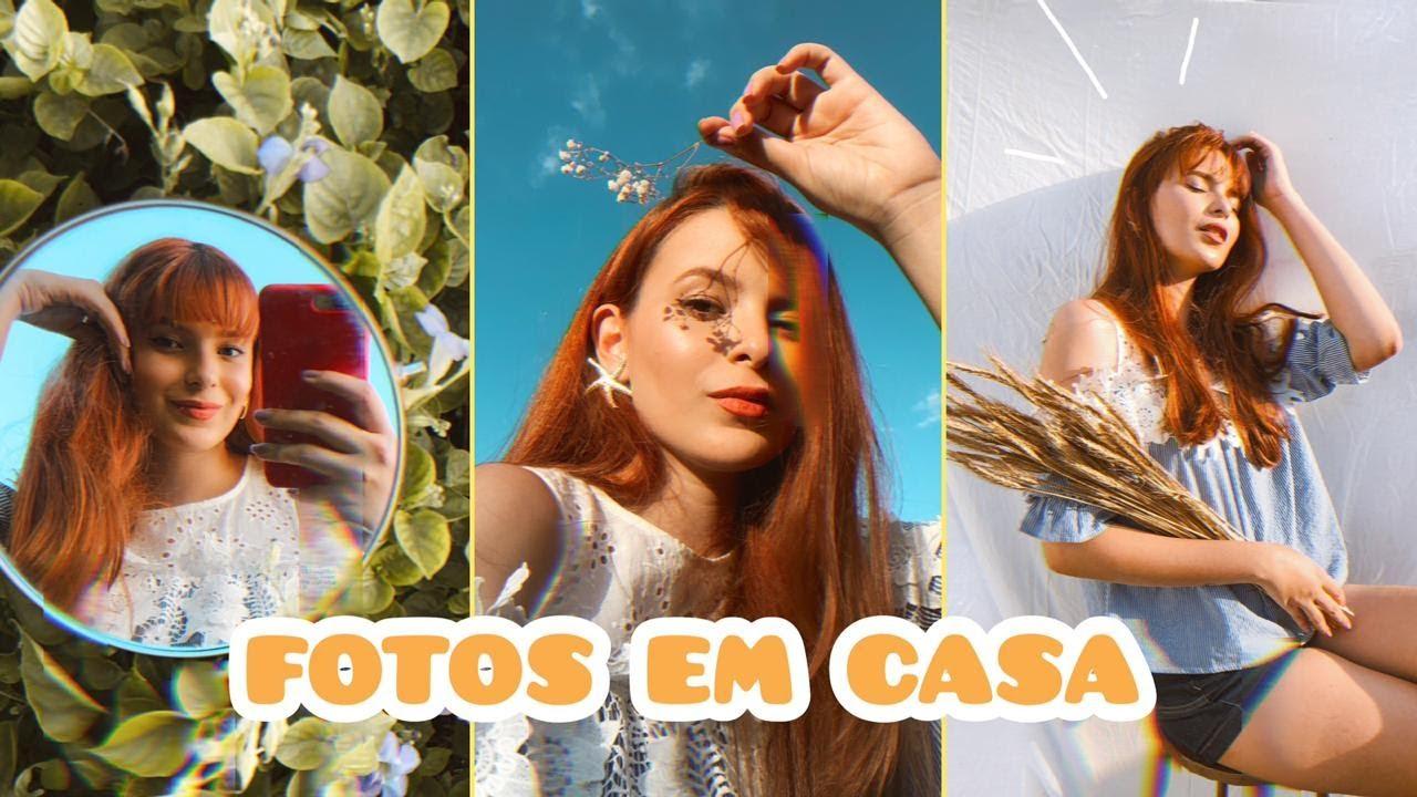 FOTOS EM CASA NO COM CELULAR JARDIM OU QUINTAL | DICAS E TRUQUES DE APP