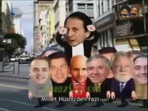 Arka Sokaklardan Ben Komser Hüsnü :)