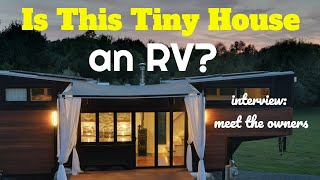 Can You Use A Tiny House As An Rv?